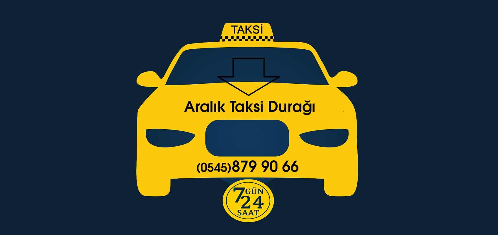 Aralık Taksi Durağı